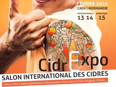 L'IDAC à Cidrexpo